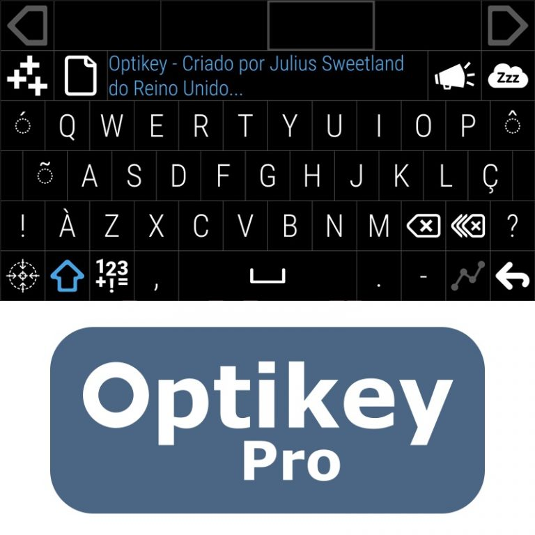 Optikey Pro